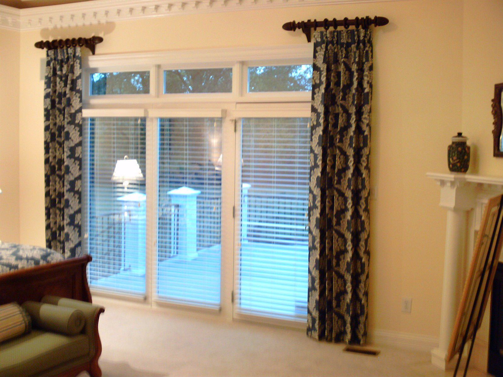 My Decorating Don Ts Part One Window Treatments Bedroom