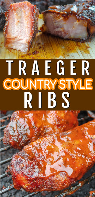Traeger Smoked Country Style Ribs In 2020 Recipe For Cooking Ribs Ribs On Grill Smoked Food Recipes