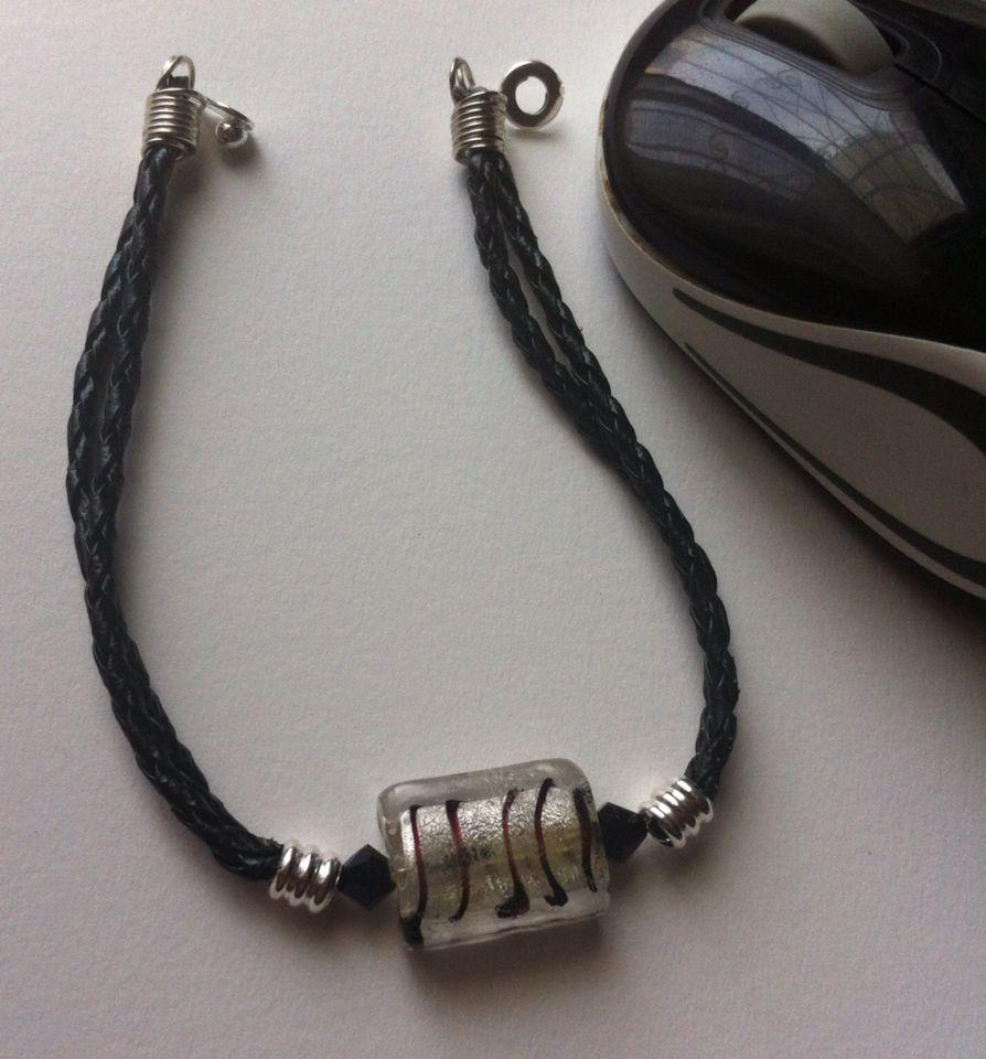 Siempre negro joyería personalizada pulseras negro By Sagata Joyería