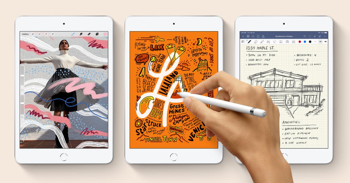 The Latest Ipad Mini Is On Sale For Its Lowest Price Ever On Amazon Latest Ipad Ipad Mini Apple Ipad Mini