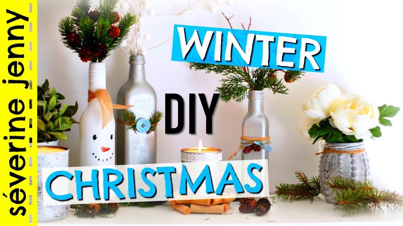 DIY Noël & Hiver / Winter & Christmas Room Decor (français