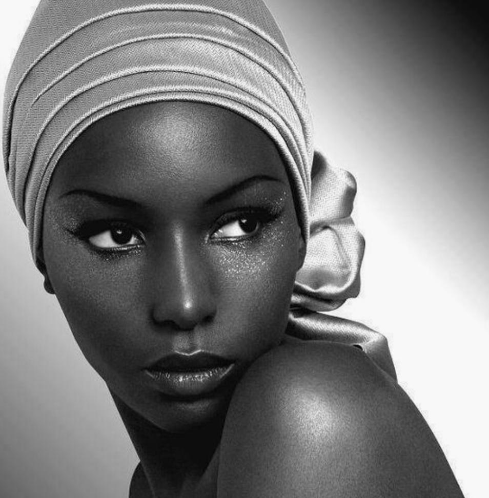 Makeup Tutorial Dark skin makeup tutorial, Dark skin