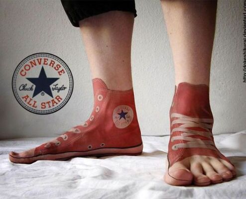 3D tatoo