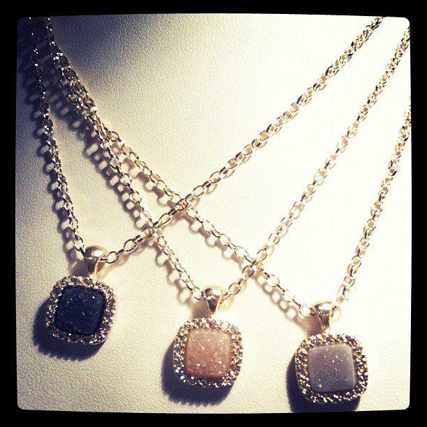 Delicate pendants