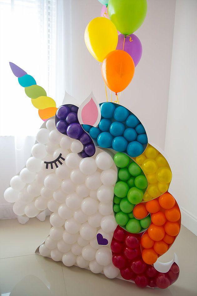 Pin de Alondra Pachecoamaro en fiesta Pinterest Unicornio