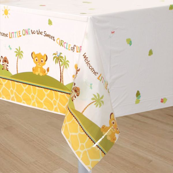 baby table baby shower table lion king baby table covers baby shower