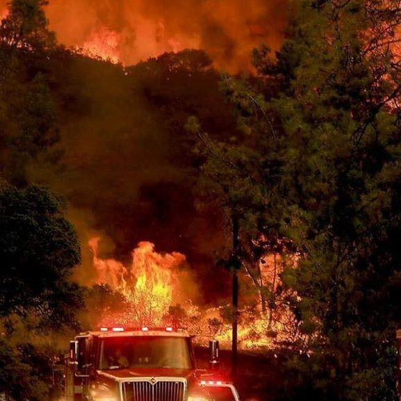 I Just Want To Take A Moment And Ask Each And Everyone Of You To Please Keep Northern California In Pacific Grove Pacific Grove California California Wildfires