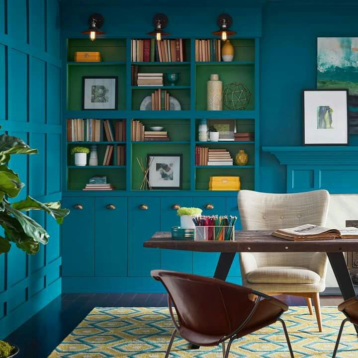 pin by kimberly stehling on feeling blue sherwin on paint colors for professional office id=90025