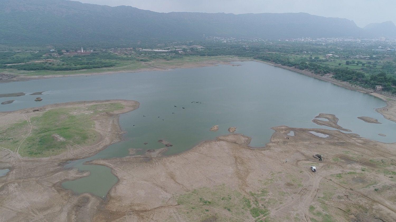 Lake Foy Sagar Ajmer Ajmer Lake Tourism