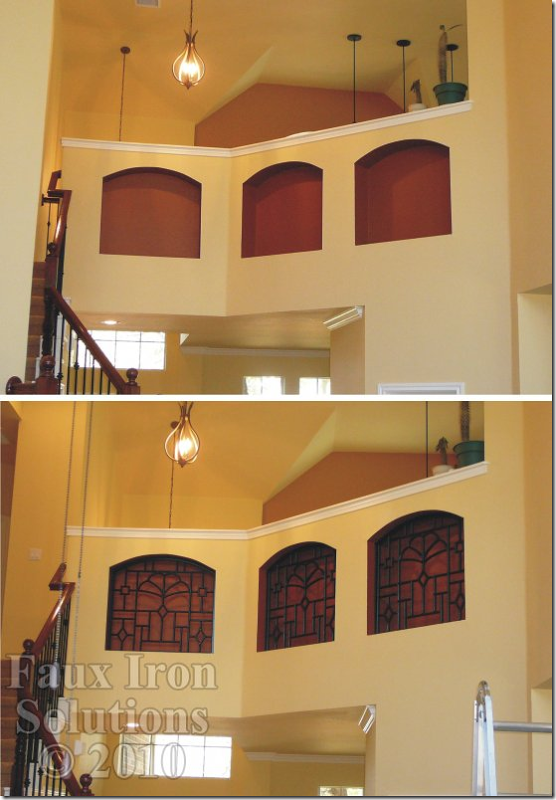 Large Wall Niche Decorating Ideas | image | Niche | Pinterest ...