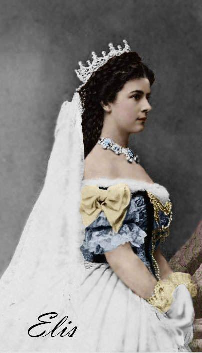 Impératrice Elisabeth by vanessutza.deviantart.com on @deviantART