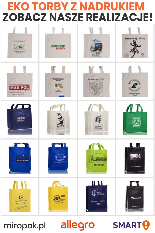 Zastanawiasz Sie Nad Wyborem Torby Ekologicznej Z Nadrukiem Zobacz Nasze Realizacje Shopping