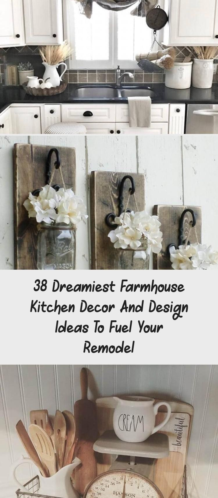 Photo of 38 Dreamiest Farmhouse Kitchen Decor And Design Ideas To Fuel Your Remodel – Decor