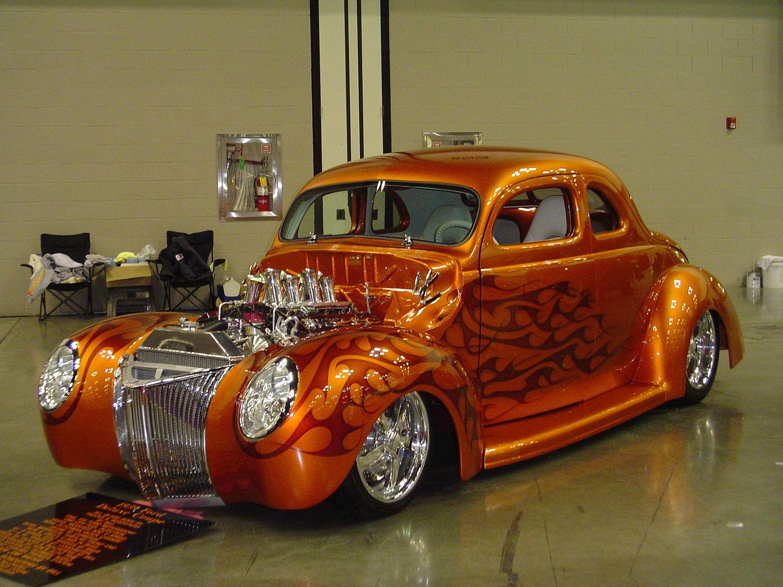 1939 Ford Hot Rod Coupe | pinterest.com/pin/1993547209774284… | Flickr