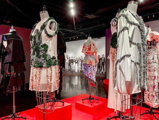 The Fidmmuseum Currently Has An Exhibition Featuring Work By Fidm Bachelor Of Arts In Design Grads They All Received A Previous Fi Interior Design Degree Top Fashion Schools Fashion Merchandising