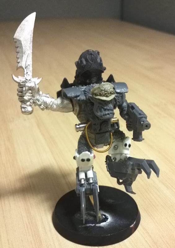 Stormboyz Boss Nob conversion, Custom Rokkit Pack - Forum - DakkaDakka | Madness? This is DAKKA!
