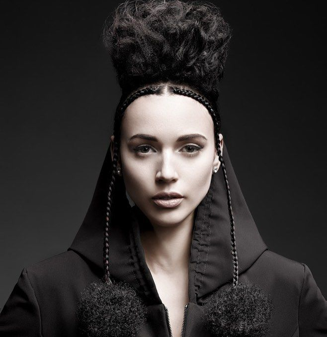 Check out Lauren Moser's #Hair Upload of the Day on #Bangstyle!