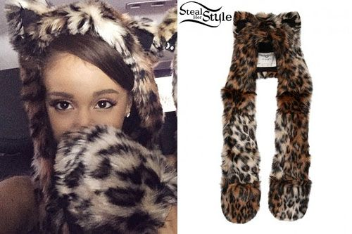 Ariana Steal Her Style