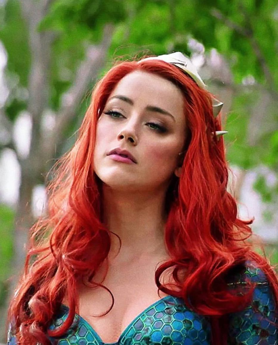 Mera Aquaman Wine Red Wig Lace Front Long Wavy For Women Anime Cosplay Halloween Party Amber Heard Hair Red Wigs Lace Front Wigs