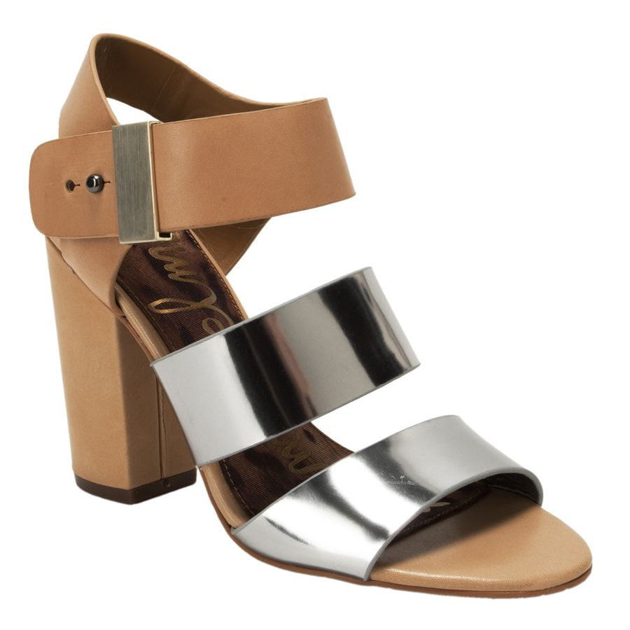 Chunky heels sandals, Shoes