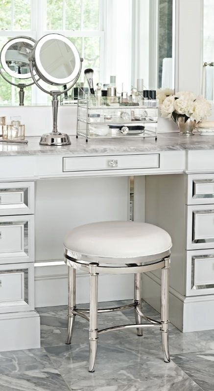 How To Design Your Bathroom Vanity Stool Bathroom Vanity Chair