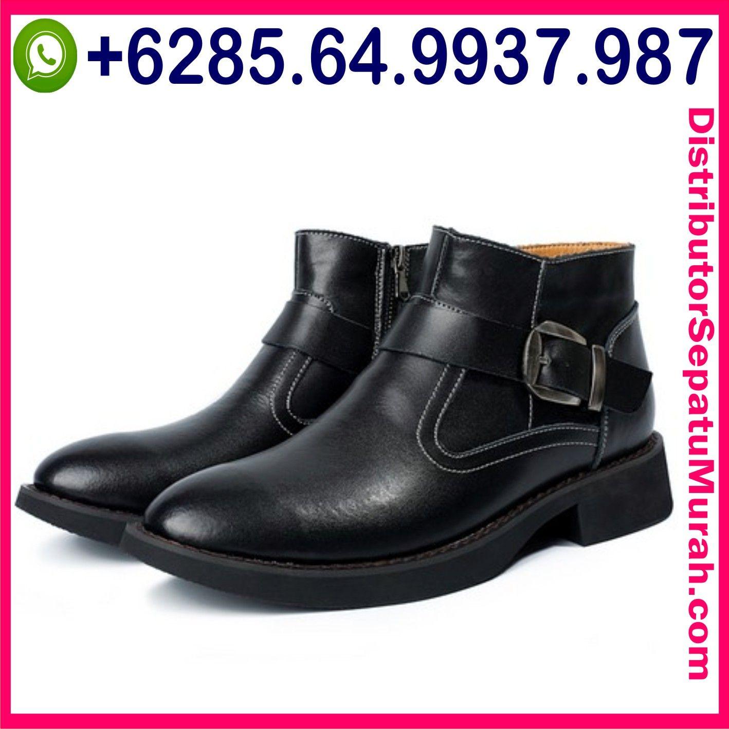 SEPATU PRIA Boots, Shoes, Fashion