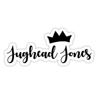 e135f4a09ad Jughead Jones - Riverdale Sticker in 2019