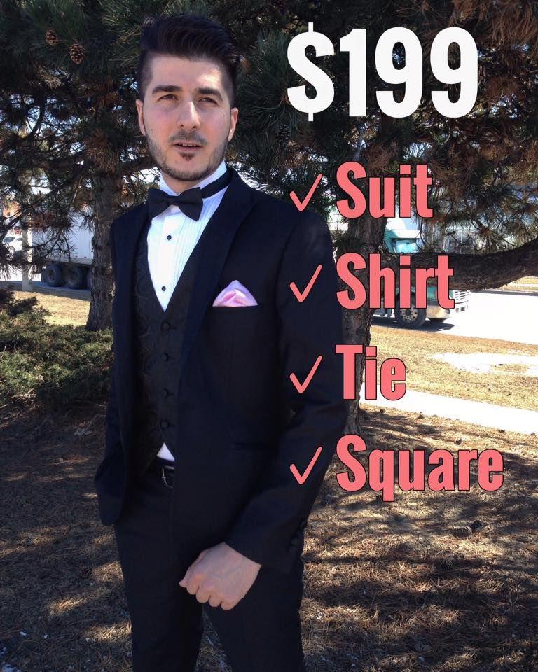87fffdc3b7a Prince Menswear in Toronto