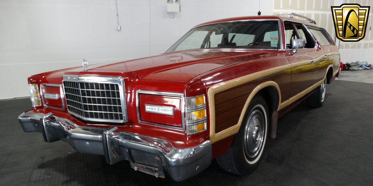1977 ford ltd country squire v8 460 4bbl v8 c6 auto [ 1280 x 640 Pixel ]