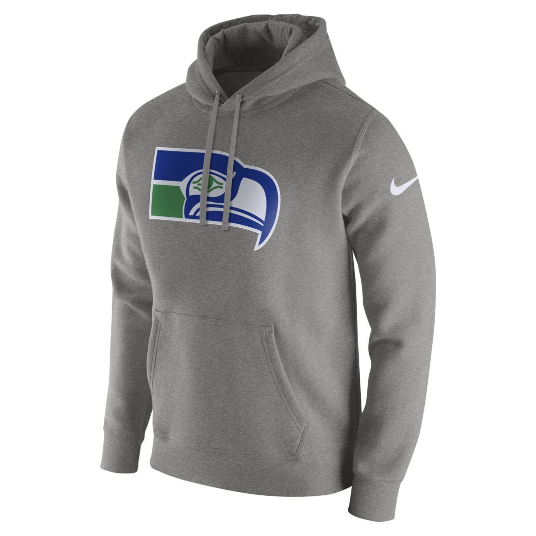 official photos d4f18 ffba0 Club (NFL Seahawks) Men's Fleece Pullover Hoodie | Products ...