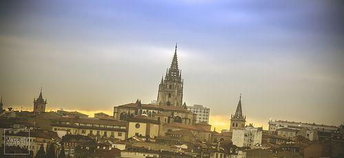Oviedo a cuestas