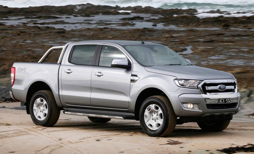 Has Your Ford Ranger Been Catching Dry Matter Underneath We