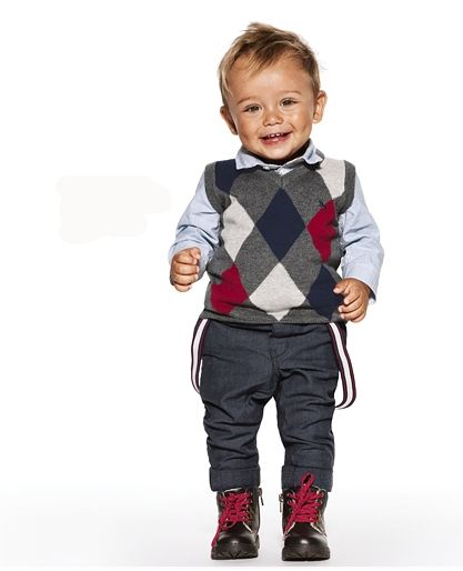 Holiday Outfit For Little Boys Cute Sweater Vest But Its The Suspenders That Are Killing Us