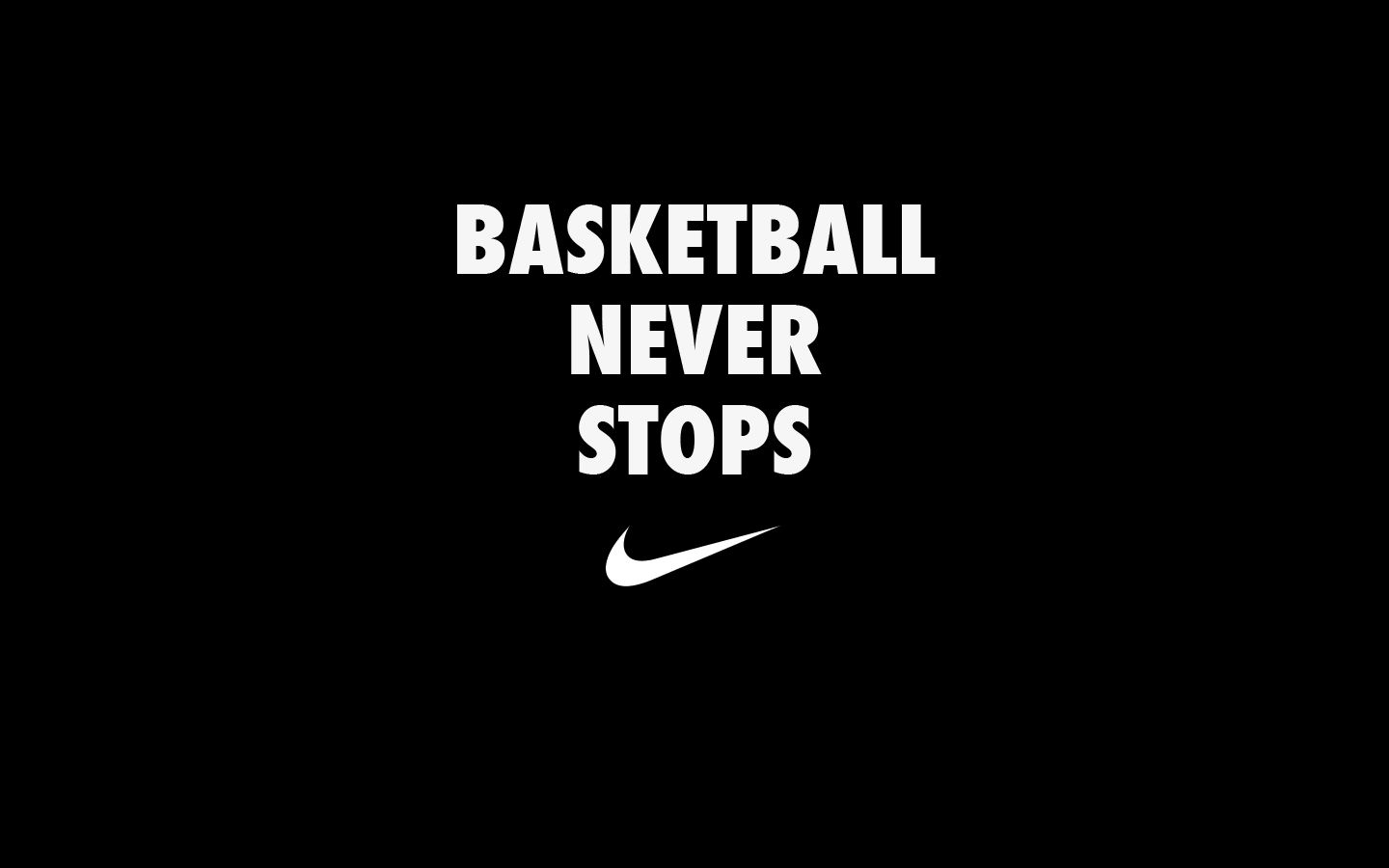 Image result for basketball never stops nike