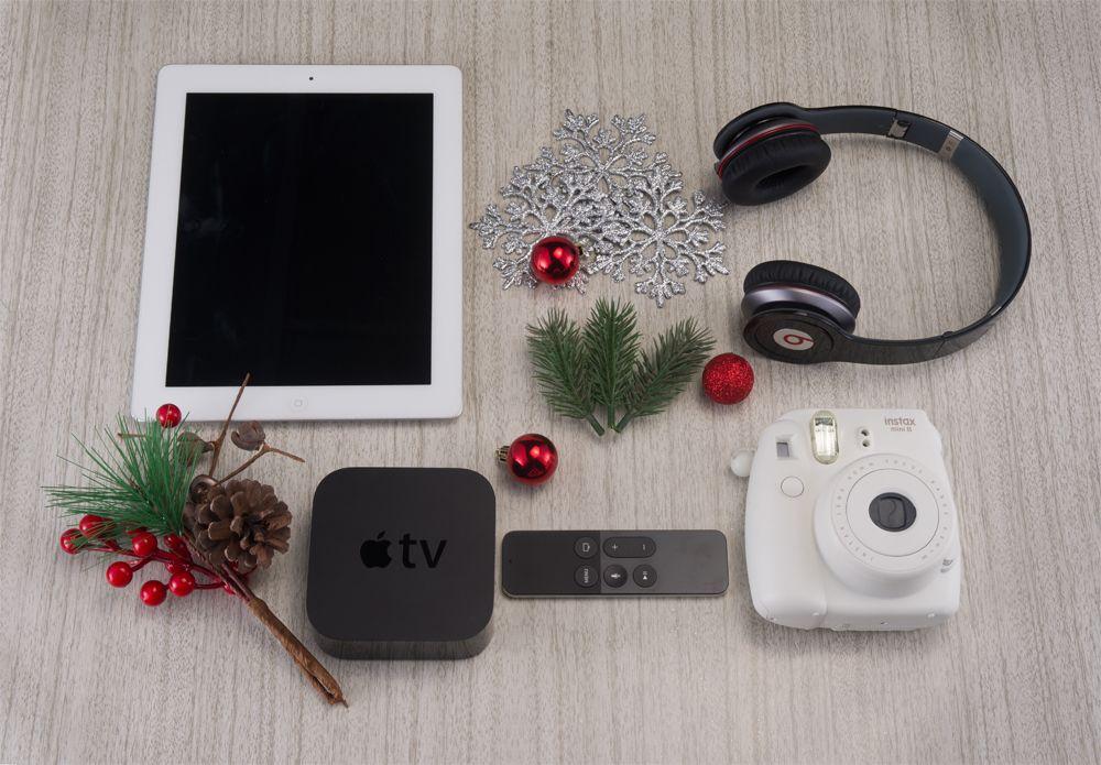 Opciones De Regalo Para Navidad Apple Tv Y Ipad Ishop Audifonos - Opciones-de-regalos-para-navidad