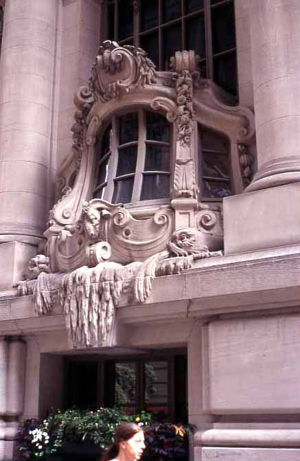 New York Architecture Images- New York Yacht Club (With