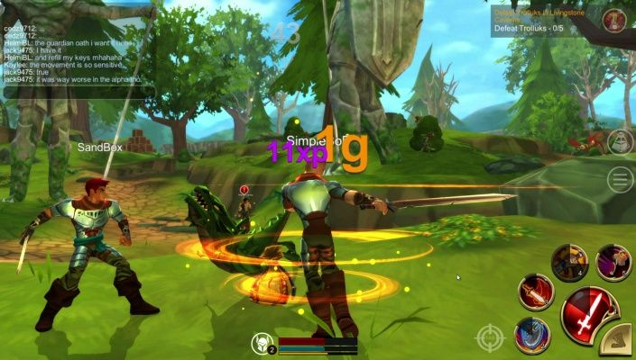 AdventureQuest 3D is a Free2play cross-platform, RPG Role-Player MMO