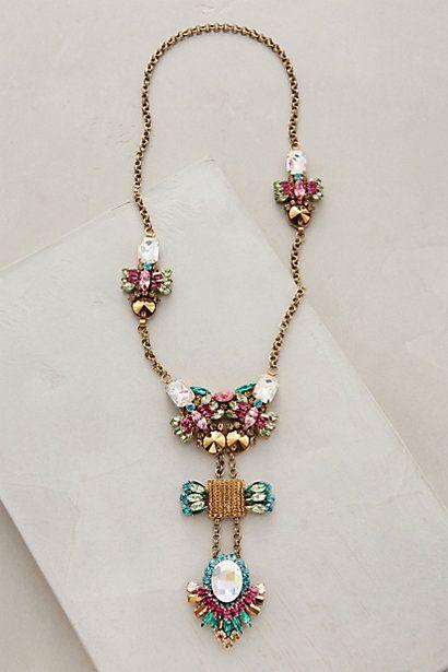Phoenix Necklace #anthropologie