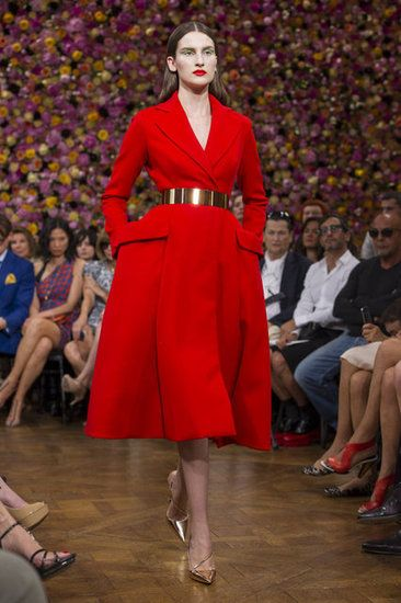 Dior -Fall 2012. absolutely love the jacket, like Jil Sanders in a way.