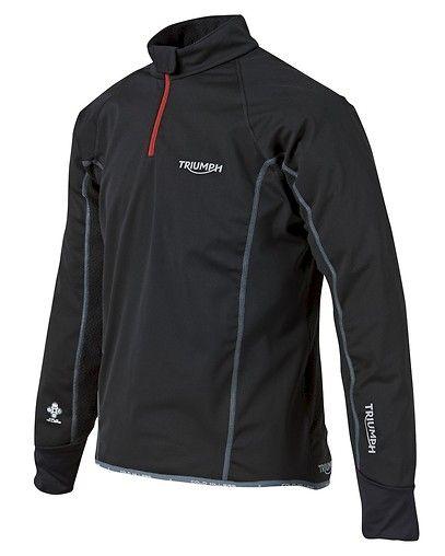 Kurtka Funkcyjna Triumph Cena I Opinie W Motocyklowy Pl Triumph Motorcycle Clothing Mens Sweatshirts Black Sweatshirts