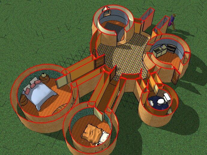 house plans earth building pinterest house