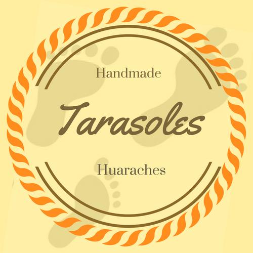 Handgefertigte Huarache- Sandalen