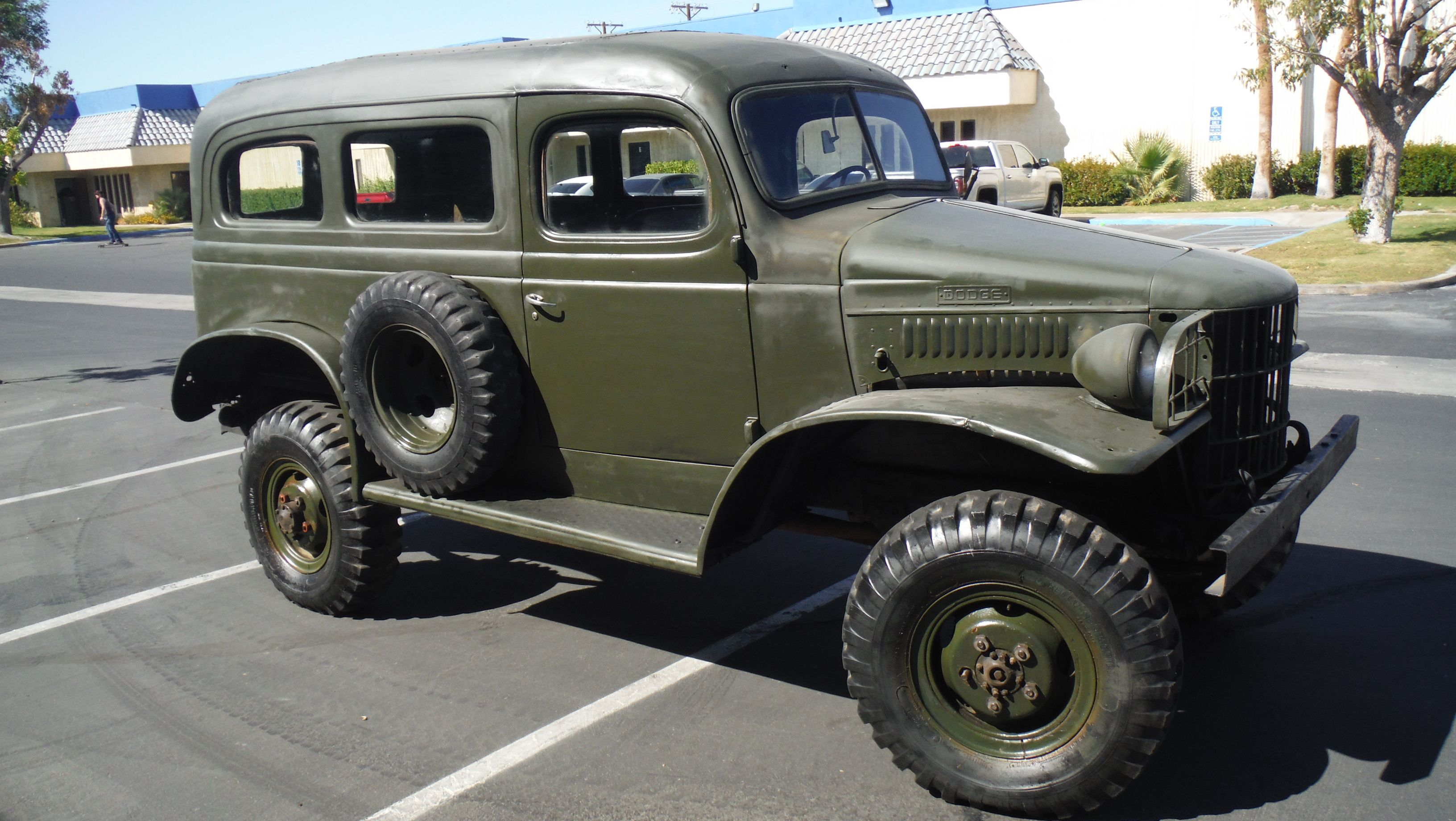 Pin On For Sale Rough Ready Dodge Power Wagon M37 M43 Wc
