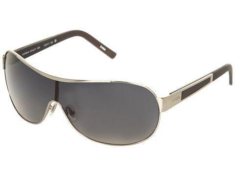 7c3022aebebd Fossil Corban Gunmetal Shield Sunglasses $50 | eBay | Fashion for ...