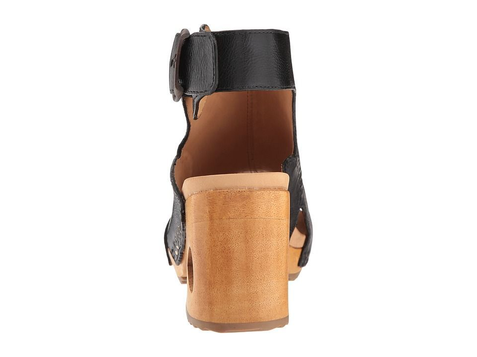 2bcfa31a5da4 Dansko Octavia Women s Clog Mule Shoes Black Tumbled Calf  WomenShoesRetro