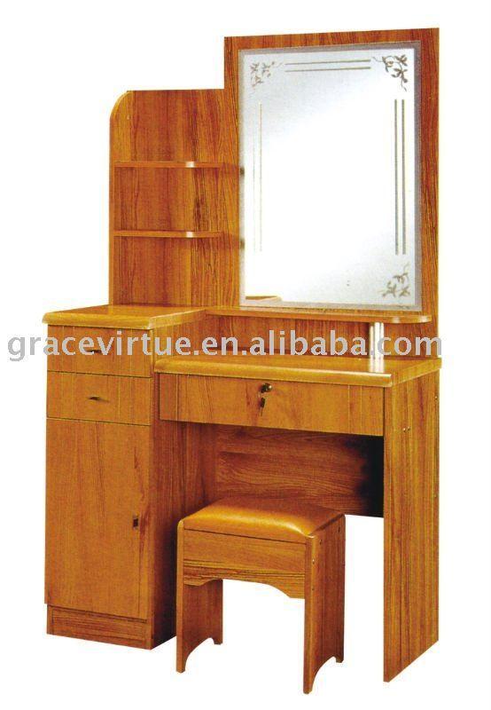 Tocador de madera buscar con google muebles - Mueble tocador moderno ...