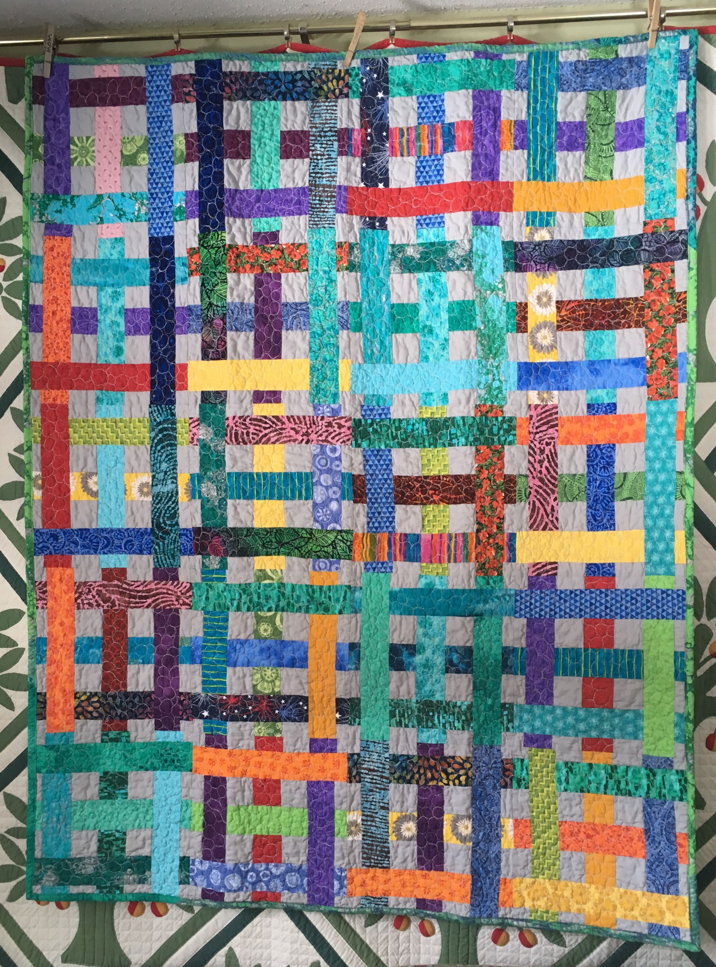 Simply Woven Quilt Pattern By Moda Bakeshop 2018 For Me Quilts Quilt Patterns Woven