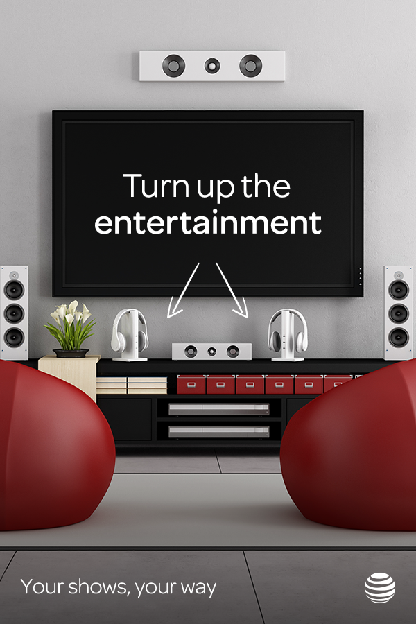 You Deserve Endless Entertainment On All Your Devices See What We Mean When We Say Entertainment Your Way At Att Com Home Theater Rooms Home Tech Modern House Design