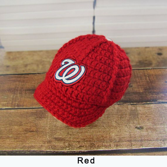 0f04ce76b3e Washington Nationals Baby Hat