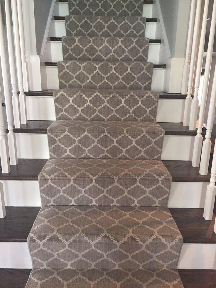 Image Result For Runner Carpet For Stairs